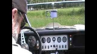 Jaguar E-Type S1 Roadster Test Drive!   Quick drive of our 1964 XKE OTSMOV0D0.MOD
