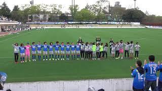 2018シーズンなでしこリーグカップ戦第2節 ニッパツ横浜シーガルズ 試...