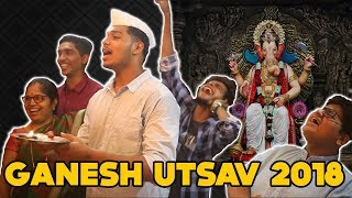 Ganesh Utsav 2018 India || Team Lemme Think