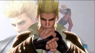 Virtua Fighter 5 (Intro)