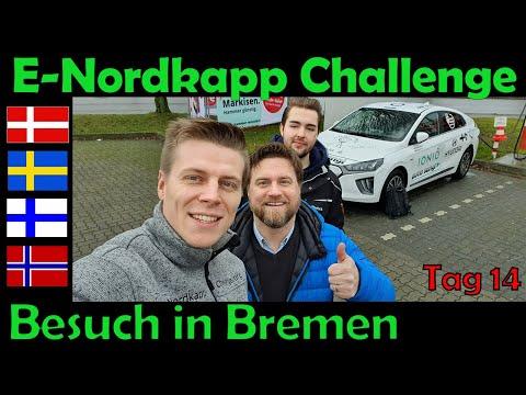 #26 - Die Fahrt Zu Dennis Witthus Für Ein Interview!!!  E-Nordkapp Challenge