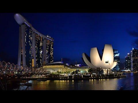 Singapur City Tour by drone 2017 Paraiso
