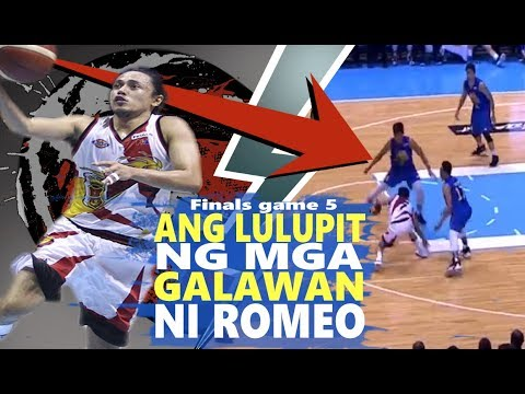 Terrence Romeo Full Highlights 22 pts 5 ast vs TNT | 08-14-2019 | Finals game 5
