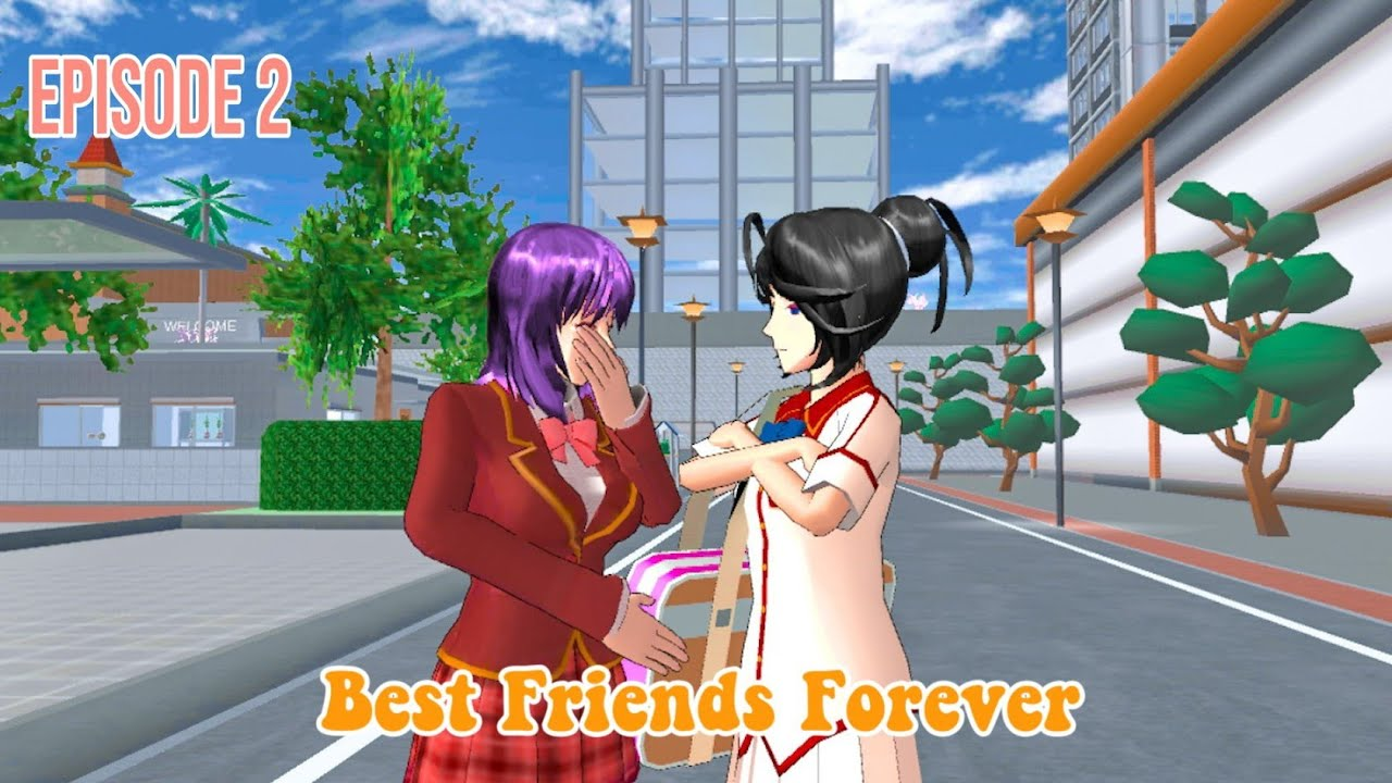 Download BEST FRIENDS FOREVER | EPISODE 2 | DRAMA SAKURA SCHOOL SIMULATOR