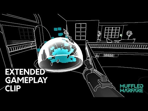 Muffled Warfare - Echolocation-FPS Extended Gameplay Clip