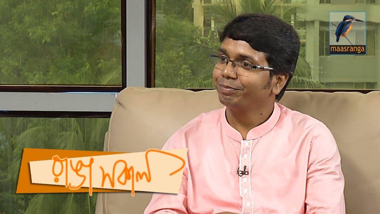 Shaymol Chokroborty | Interview | Ranga Shokal | Kebria & Saki | Maasranga  TV | Talk Show