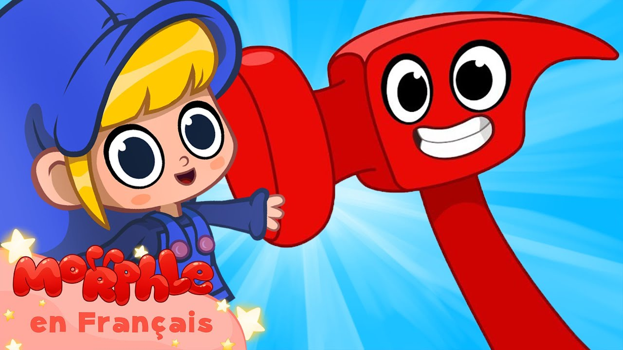 Morphle en Français | Construire Un Cabanon | Morphle TV | Dessins Animés Pour Enfants