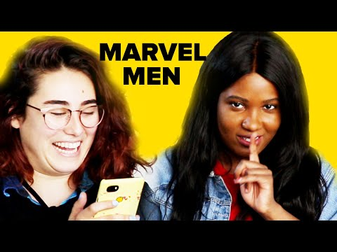 What Marvel Man Is Your Partner QUIZ