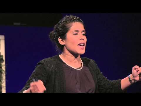Don't let Einstein say you can't | Asha de Vos | TEDxVictoria