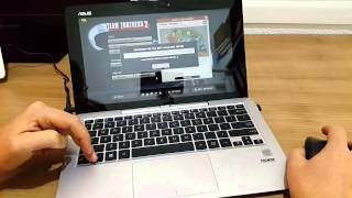 Asus Transformer Book T200TA Performance Review & Team Fortress 2