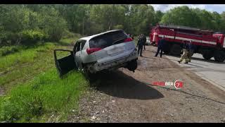 Установлены личности погибших в затопленном автомобиле людей в Приморье
