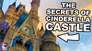 The SECRETS of Cinderella Castle