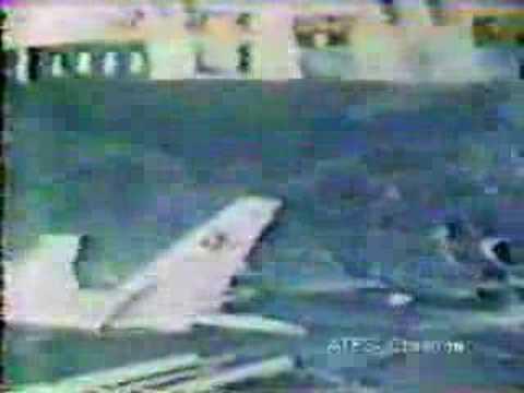 USS Forrestal Mishap July 29, 1967