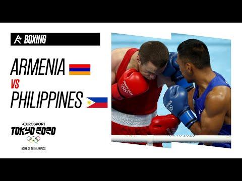 Armenia vs Philippines