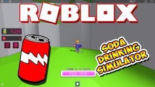 🥤GAZOZ İÇİP GAZ ÇIKARTIYORUZ! | Roblox Soda Drinking Simulator | Roblox Türkçe