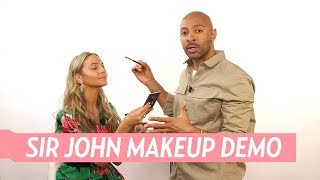 Lion King Makeup Demo - 'The Perfect Day Office Eye'