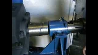 Збірка шнека маслопрес ММШ-220, лінія фільтрування ЛФ-3