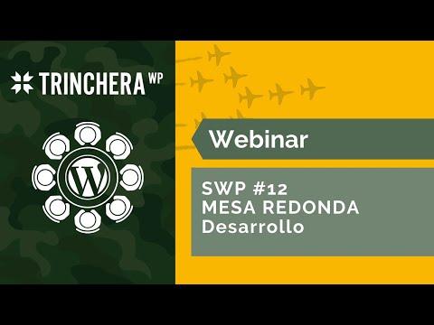 SWP #12 - Mesa Redonda «Desarrollo»