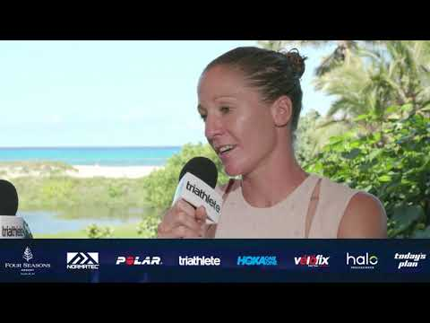 2018 Championship Edition of Breakfast with Bob from Kona: Womens Champion Daniela Ryf