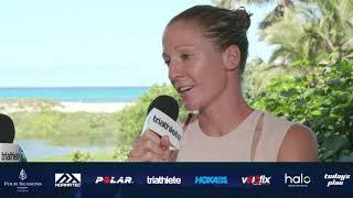 2018 Championship Edition of Breakfast with Bob from Kona: Women's Champion Daniela Ryf