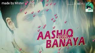 Aashiq Banaya Aapne WhatsApp status video by Himesh Reshammiya Emraan Hashmi