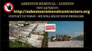 Asbestos Removal Services London  | Residential Asbestos Removal | Commercial Asbestos