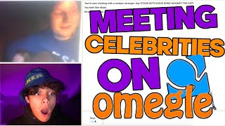 MEETING ED SHEERAN ON OMEGLE