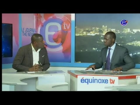 EQUINOXE TV - JOURNAL 20H00 (Invité: Hilaire ZIPANG) - Mardi 22 Mai 2018