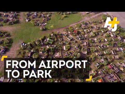 Tempelhof: From Nazi Airport To Massive Urban Park