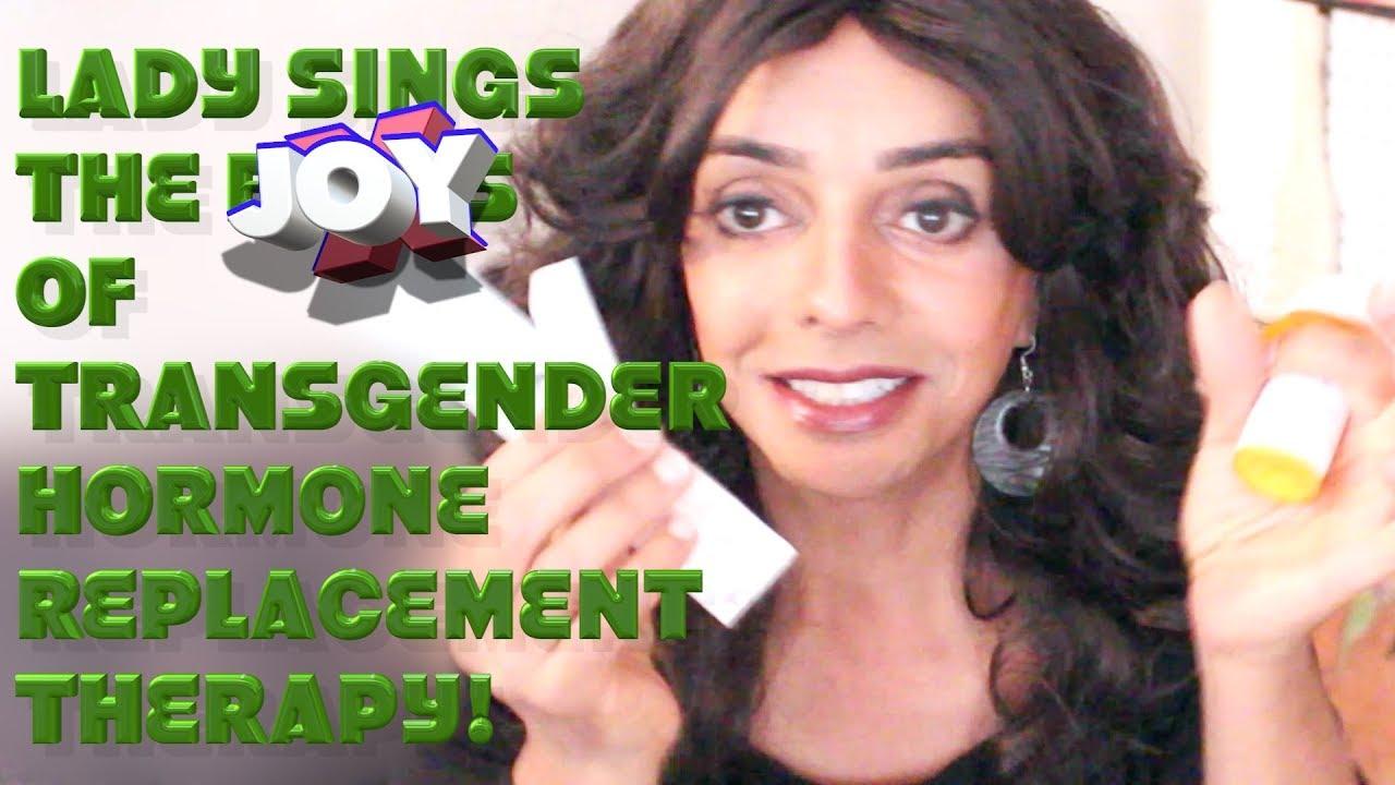 Information on reversing transgender hrt