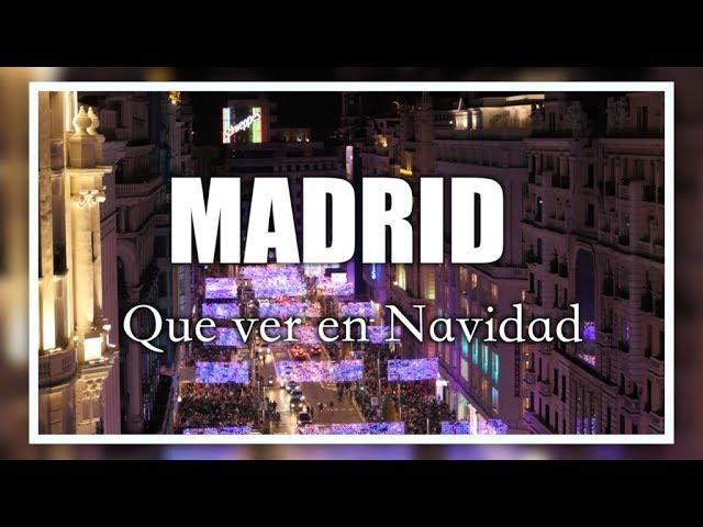 Lo Mejor Que Hacer En Madrid En Puente Diciembre 2020 Viajar A Madrid