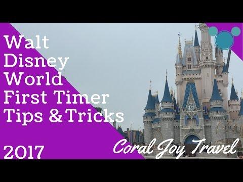 Walt Disney World 2017 First Timer Tips