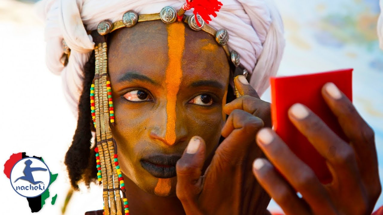 Download Seductive African Men of the Wodaabe the Most Beautiful on the Planet
