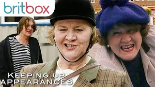 Hyacinth's Most Disastrous Moments | Keeping Up Appearances