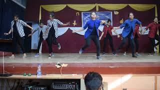 JIMIKKI KAMMAL, KIRIK PARTY & Entertaining performance by SBC student's, Karkala
