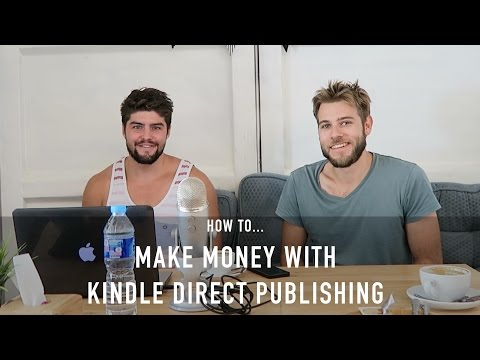 HOW TO MAKE MONEY WITH KINDLE PUBLISHING (MASTERCLASS WITH ADRIAN INGRAM)