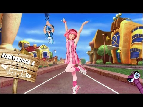 Lazy Town Songs MEGAMIX LATINO COMPLETO