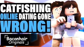 Girl Meets Online Date Guy, INSTANTLY Regrets It! | Roblox Movie | Roblox brookhaven