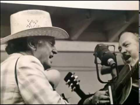 BILL MONROE: MAC WISEMAN: Can't You Hear Me Calling