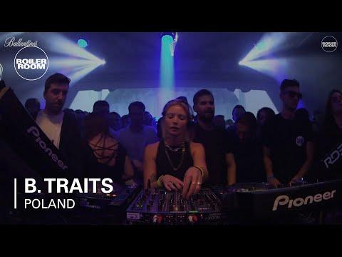 B. Traits Boiler Room & Ballantine's True Music Poland DJ Set