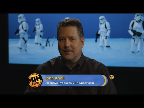 "Special Effects Supervisor John Knoll on ""Rogue One"""