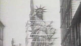 A Estátua da Liberdade comemora 100 anos (1986)