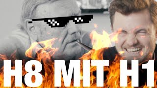 HATE MIT HEINZ (H8 Mit H1) - Phil Laude