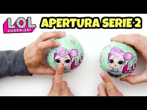 LOL Surprise Serie 2: APERTURA e APP gioco delle LOL