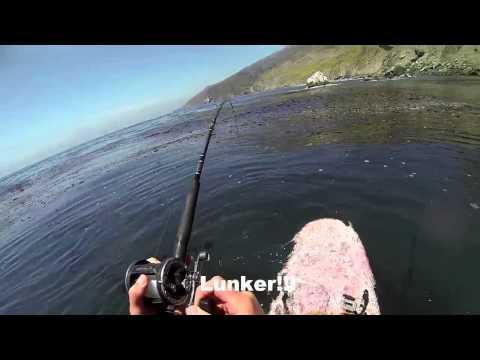 Big Sur Fishing - June 16, 2015
