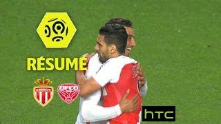 AS Monaco - Dijon FCO (2-1)  - Résumé - (ASM - DFCO) / 2016-17
