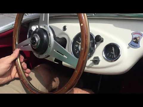 No Reserve: 1954 Austin-Healey 100 BN1 Roadster