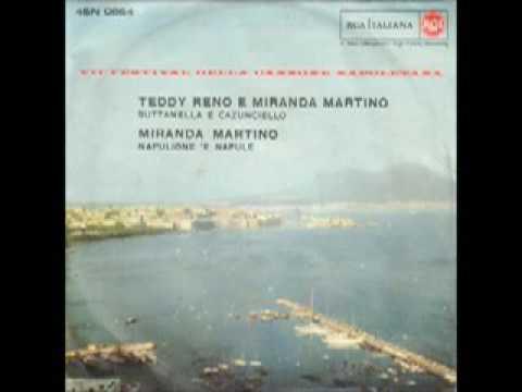 Download Miranda Martino e Teddy Reno cantano Suttanella e cazunciello