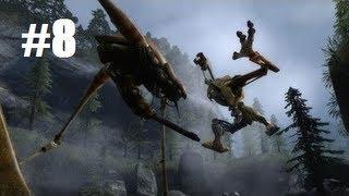 Half Life 2: Episode 2 | Español | Parte 8 | Rally Bajo el Fuego [1/2]