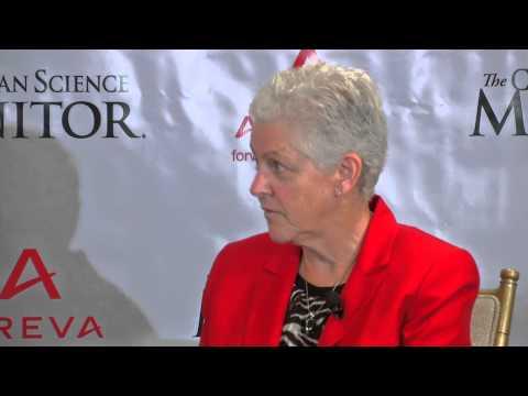 Conversation with EPA Administrator Gina McCarthy